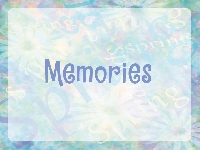 Memories...Email Swap #2