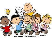 Peanuts characters ATC!