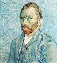 Artisit Inspired ATC: Van Gogh