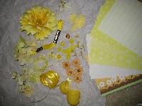 Mini YELLOW Inspiration Kit