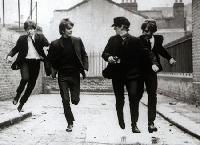The Beatles ATC swap!