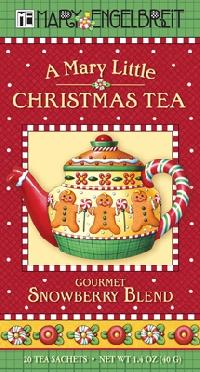 Christmas Tea Swap