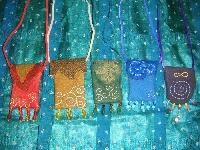 Filled amulet bag