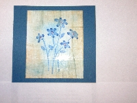 Group: Faux Linen ATC
