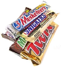 Chocolate Initials #3
