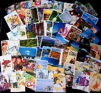 Postcard Collection Swap