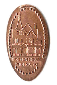 Squished Pennies