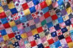1.5 Inch Postage Stamp Quilt Squares - R2