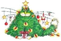 Aussie Big Fat Christmas Stuffed Envie