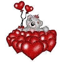 100 Hearts!