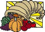 Thanksgiving coloring page swap
