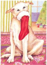 Pampered Pets: Dog, Cat, Bird, etc. Stocking Swap