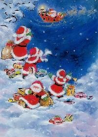 Christmas Postcard Swap (Newbies Welcome)