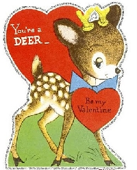 Sweetly Vintage Valentine Toppers