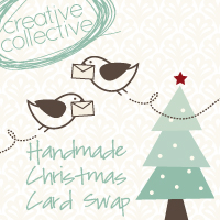 Creative Collective Handmade Christmas Card Swap