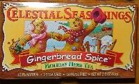 Christmas Tea BOX swap