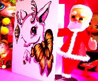 ♡ Single Christmas Card! ♡