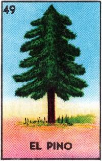 ATC loteria ''EL pino''(the pine)