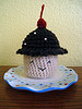 Amigurumi Cupcake (Knit or Crochet)