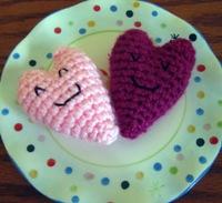 An Amigurumi Valentines (Knit/Crochet)