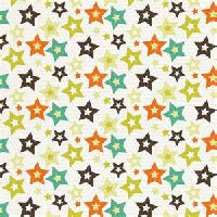 Ultimate Year of Happy Mail #35 Pattern Paper