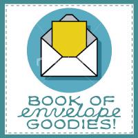 BOOK of letters && envelope goodies swap! ♥