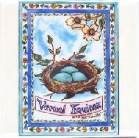 ~*~ Equinox Greeting Card ~*~