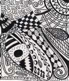 Zentangle Inchies