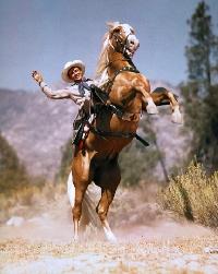 Cowboy Postcard Swap