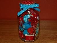 ~RED~ Mini Whimsy Jar Swap