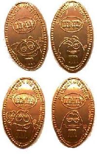 Pressed Pennies 2