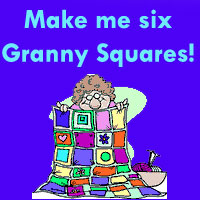 Make me  6 Granny Squares #1