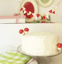 Mini Cake Bunting