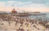 Crowd postcard swap