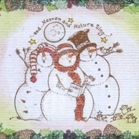 The CHEAP & FAST - Christmas/Winter Stamped Images