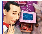 Pee Wee's Playhouse ATC Swap