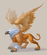 Mythological Creatures A-Z ATC: H