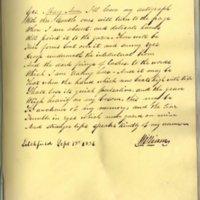 Victorian Letter Swap