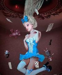 Alice In Wonderland ATC Mega Swap!