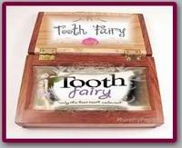 Tooth Fairy Box, Pouch or Any Style