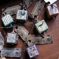 Handmade Charm!  INT