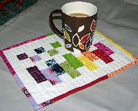 Fun with Mug Rugs!
