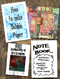 ArtMakers Minizine #5 (July 2011)