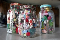 Baby Jar of Whimsy ~US Only~