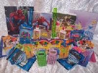 Back 2 School Supplies Kids Challenge Swap!-USA