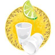 shot glass swap - souvenir