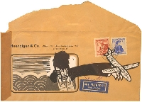Mail Art Surprise series #1