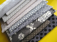 Fabric Color Swap - #10 - Gray