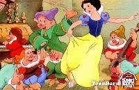 Disney Animated Films ATC #1-Snow White