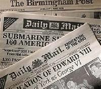 Cultural Shock #5 - Newspaper